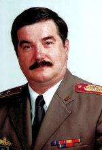 Dávid István ny. mérnök alezredes